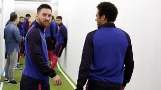 FC Barcelona Inside #7
