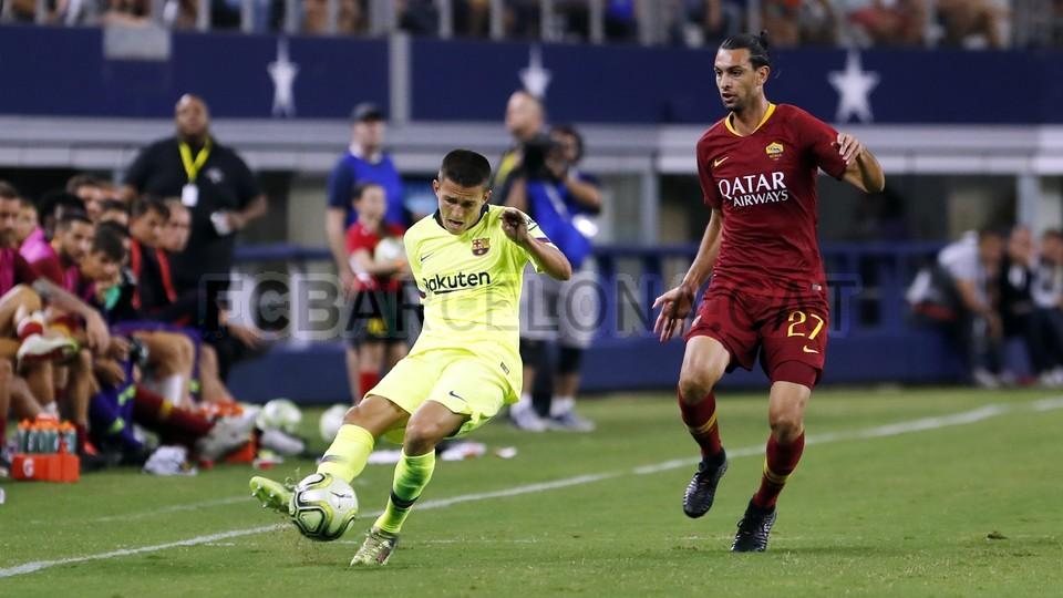 صور مباراة : برشلونة - روما 4-2 ( 01-08-2018 )  95181466