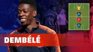 My Top 4: Dembélé nos descubre sus ídolos futbolísticos