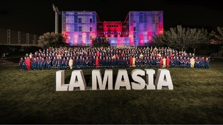 Presentation of the 2017/18 La Masia teams