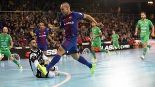 FC Barcelona Lassa 3 - Osasuna Magna 3 (LNFS)