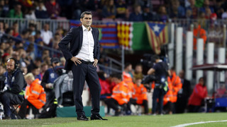 The six victories FC Barcelona have secured in the opening six fixtures of the season are the Barça manager's best ever start to a league campaign