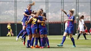 FC Barcelona 5 - Sevilla 0 (Liga)