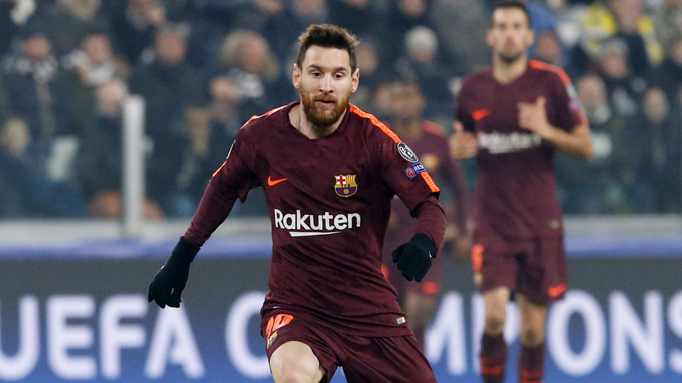 Leo Messi And Barca Will Be Looking To Get A Leg Up On Hosts Chelsea