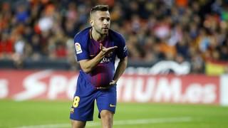 València 1 - FC Barcelona 1