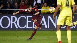 Villarreal CF - FC Barcelona: Indomables (0-2)
