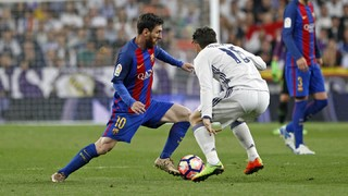 Reial Madrid 2 - FC Barcelona 3 (3 minutes)