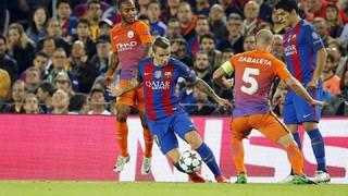 Lors d'une interview accordée à la radio francophone de Barcelone, Equinox, le latéral gauche blaugrana a dressé un bilan de sa première année au Barça
