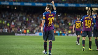 Against Alavés, Leo Messi scored yet another league goal and this one went down in FC Barcelona's history, take our quiz on league goals