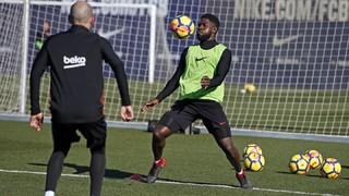 Le défenseur central français du FC Barcelone a reçu le feu vert médical et sera du voyage en Andalousie pour la 20ème journée de Liga