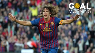 Goal Morning: Carles Puyol vs Valencia