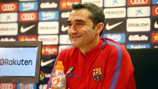"""Ernesto Valverde, alerta: """"El Celta ha marcat en tots els partits fora de casa"""""""