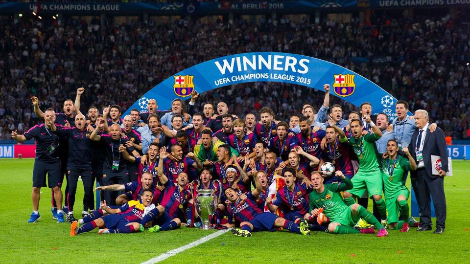Juventus 1 - FC Barcelona 3 - ...