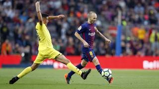 FC Barcelona – Villarreal (3 minutos)