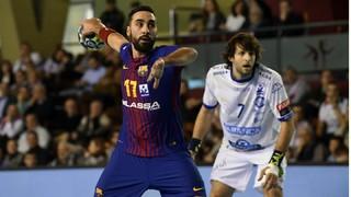 Ademar Lleó- Barça Lassa: Campions de la Copa Asobal (22-28)