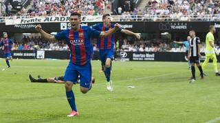 Cartagena 1 - FC Barcelona B 2