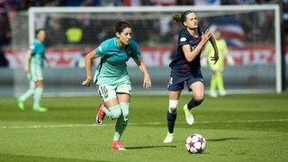 PSG 2 - FC Barcelona 0 (Women's Champions League)