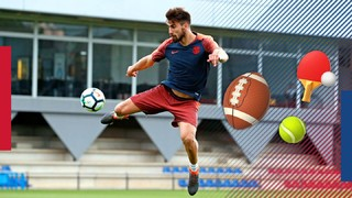 Secret Box: André Gomes takes the challenge!