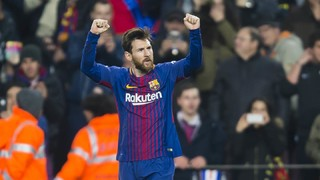 FC Barcelona 2- Espanyol 0