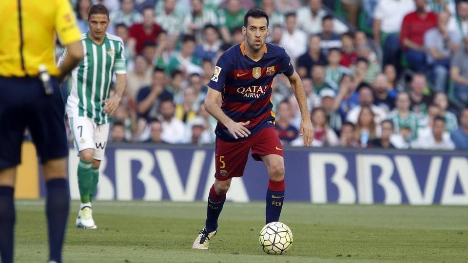01ac9b069cb5 We just have to keep winning  says Sergio Busquets - FC Barcelona