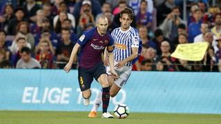 FC Barcelona 1 - Real Sociedad 0