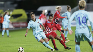Avaldsnes 0 - FC Barcelona 4 (Women's Champions League)