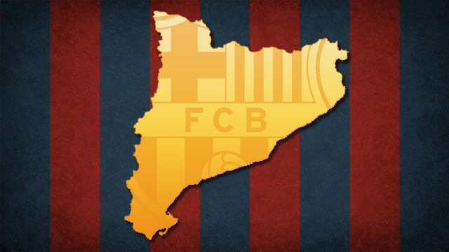 The Colours FC Barcelona - Barcelona colors