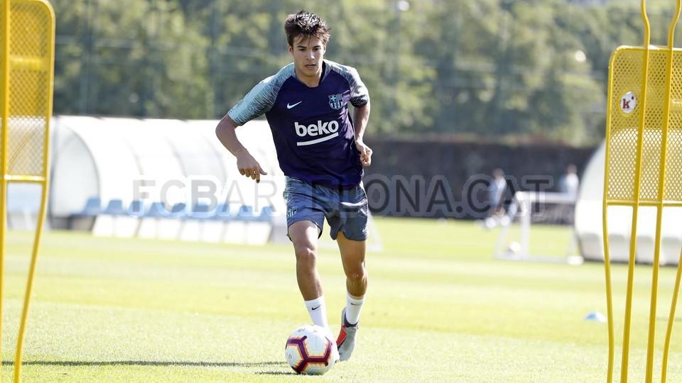 تدريبات مكثفة في برشلونة بعين على مباراة السبت Vs أتلتيك بيلباو 99864481