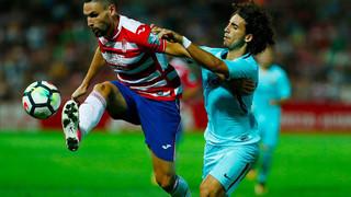 Granada CF – FC Barcelona 'B': Empat de caràcter (2-2)