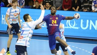 Pick Szeged – Barça Lassa: Sense fortuna en un partit amb alternances (31-28)