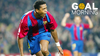 Goal Morning! Happy birthday Patrick Kluivert!