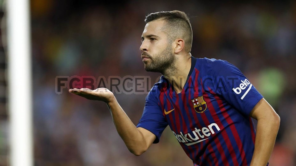 صور مباراة : برشلونة - هويسكا 8-2 ( 02-09-2018 )  97434786