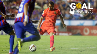 Goal Morning: Sandro vs Levante