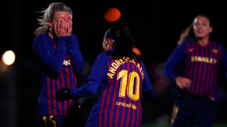Glasgow City FC 0-3 FC Barcelona: Quarter finals yet again!