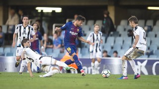 FC Barcelona B v Real Oviedo: Draw secures another point (1-1)