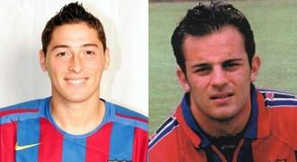 Damià Abella i Sergio García, exjugadors del FC Barcelona i membres de l'ABJ, han triat l'entitat per ampliar la seva formació futbolística