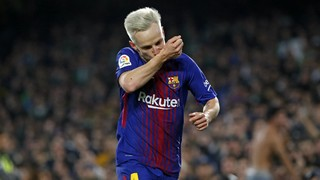 Ernesto Valverde's side have run out comfortable winners in Seville thanks to braces from Messi and Suárez and one from Rakitic
