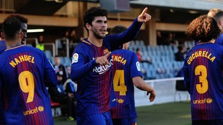 FC Barcelona B - Numancia