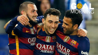Goal Morning: Munir vs Espanyol