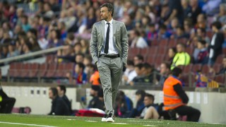 Inside View of Luis Enrique's last game at the Camp Nou