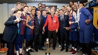 Amb el triomf davant el Reial Madrid a la final al Gran Canària Arena, els barcelonistes sumen un nou títol més al seu palmarès i tornen a fer-se amb un trofeu que es resistia des del 2013