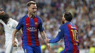 Real Madrid 2 - FC Barcelona 3