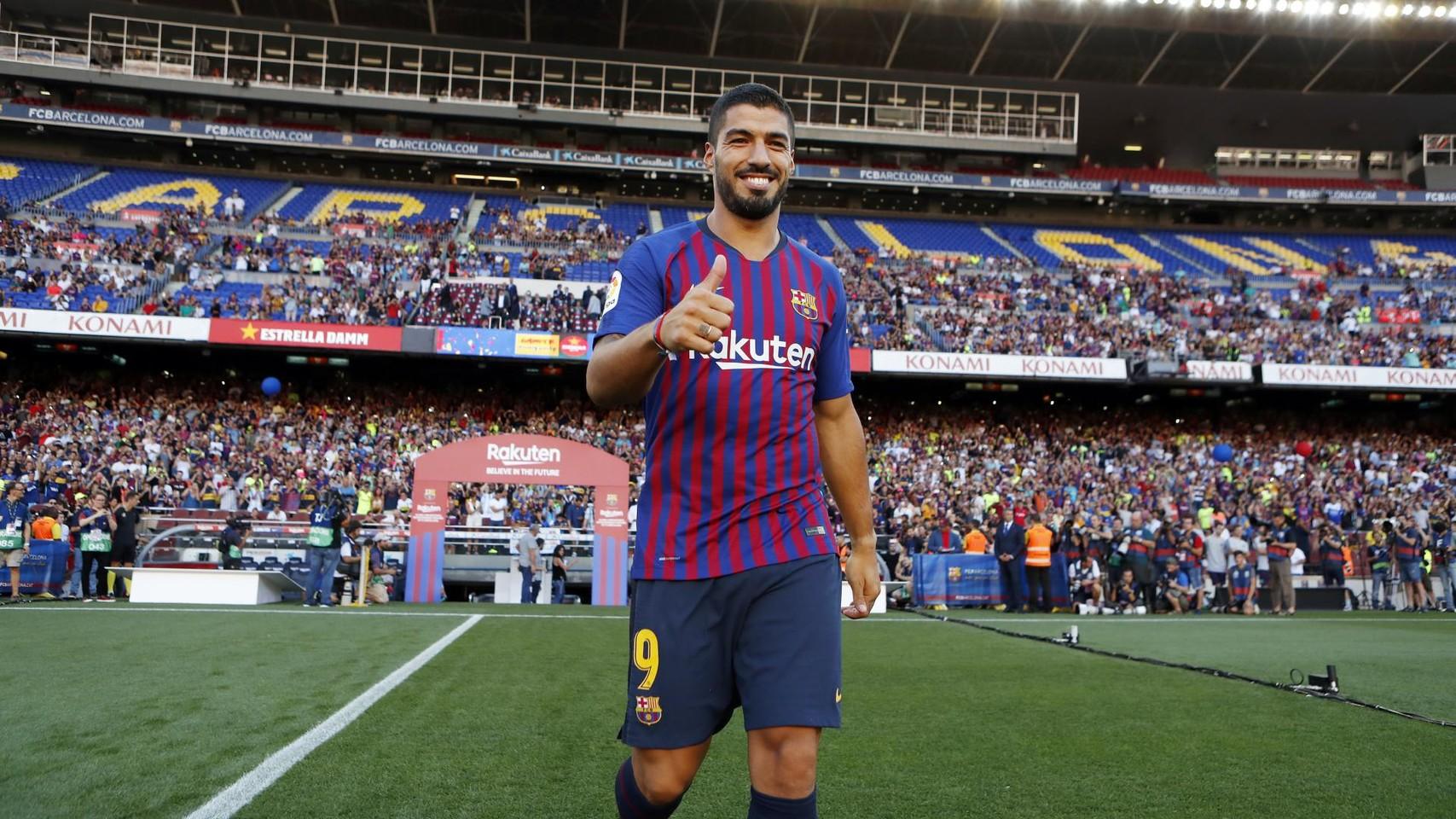 صور مباراة : برشلونة - بوكا جونيورز ( 16-08-2018 )  95973796