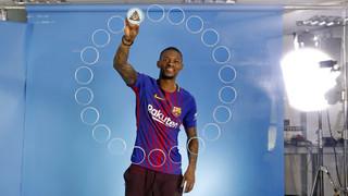 Barça emojis: Nélson Semedo