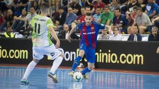 FC Barcelona Lassa 5 - Palma Futsal 1 (Playoff LNFS)