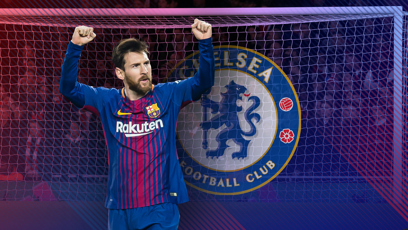 The Barça number 10 scores against the Premier League side for the first time in nine games, ending 730 minutes of football without finding the net against them
