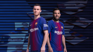 Thomas Vermaelen and Jordi Alba compete to see who can win this fun game of Memory. Watch the video to find out who wins!