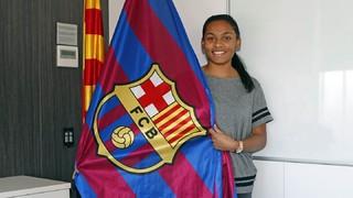 Morroni refuerza al Barça Femenino
