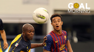 Goal Morning! Today we start the day with Thiago Alcántara...