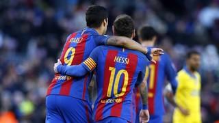 FC Barcelona 5 - Las Palmas 0